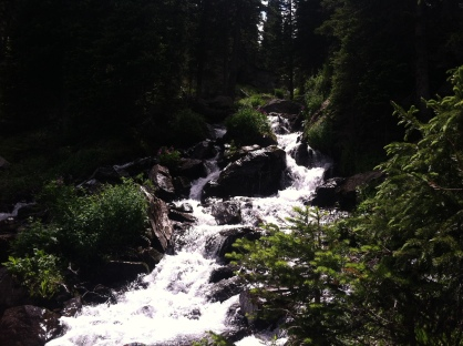 James Peak Wilderness Water