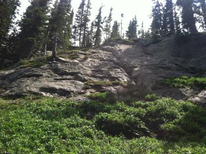 James Peak Wilderness Scenery